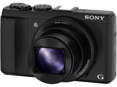 SONY DSC-HX 50 schwarz