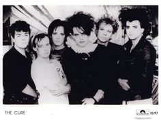 The Cure Kissing Tour 1987