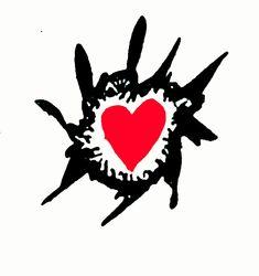 Bad love Bat Signal, Superhero Logos, Rooster, Love, Animals, Art, Amor, Art Background, Animales