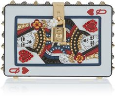Dolce & Gabbana 'Queen of Hearts' Clutch