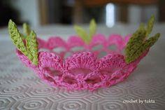 Crochet by Tukta: sweet colors