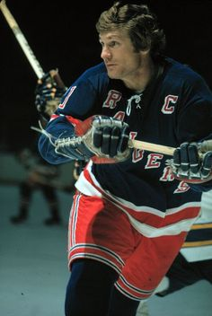 Vic Hadfield - New York Rangers
