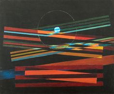 Max Ernst (German-French, 1891-1976), La mer et le soleil [The sea and the sun}, c.1928