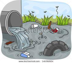 Water Pollution Banque d'Image Libre de Droit, Photos, Vecteurs et ...