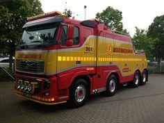 VOLVO Tow Truck, Big Trucks, Volvo Trucks, Crane, Vehicles, Recovery, Tug Boats, Trucks, Survival Tips