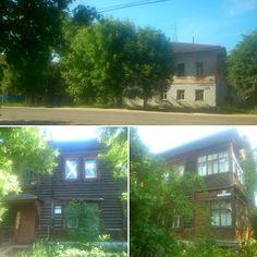Заброшенные и расселенные дома  #заброшка #37ru #abandoned