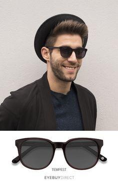 f4ccea0a6a Tempest sunglasses in Purple Brown
