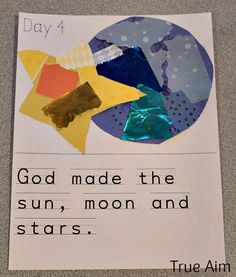 Children will have a blast learning about the moon and for Moon and stars crafts