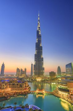 Burj Khalifa known as Burj Dubai Prior is the tallest man made structure in the World At metres. Dubai City, Dubai Uae, World Most Beautiful Place, Beautiful Places, Building On Fire, Tours, Expo, Burj Khalifa, Countries Of The World