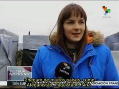 """CRISE MIGRATÓRIA: maior campo de refugiados da EUROPA é conhecida como """"..."""