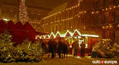 Christmas Market at Dusseldorf #travel #markets #christmas #germany #holiday #markets