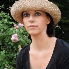 """Lisa McAbbey, unsere Autorin von """"Reise nach Edinburgh"""""""