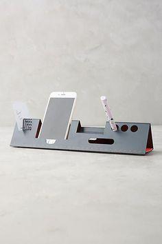 Minimalist Desk Organizer - anthropologie.com