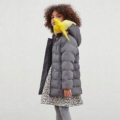 Mode fille - Petit Bateau collection automne hiver 2016-2017
