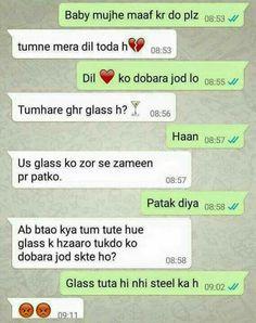 Flirt chat whatsapp 45 Themen
