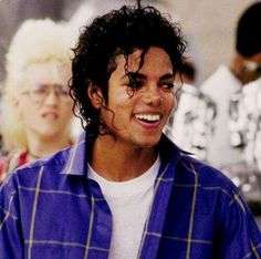 Looks like the 'I see what you did there' face Michael Jackson Bad Era, Michael Love, Jackson 5, Jackson Family, King Of Music, The Jacksons, Beautiful Smile, American Singers, I Love Him