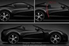 GM Targa concept