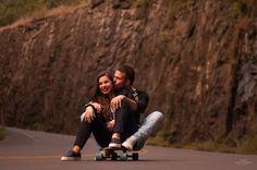 ensaio fotográfico, skate, casal, foto criativa