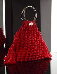 Matoohandmade  Crochet Pouch Crochet Pouch, Crochet Bags, Lining Fabric, Craft Stores, Purses, Handmade, Crochet Purses, Handbags, Crochet Tote