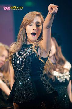 SNSD Taeyeon Jam Concert 2011