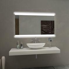 Paris Mirror PARI4828 Backlit Mirror
