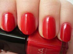 Review: MUA nail polish shade 6