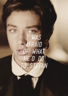 I didn't take Giuseppe's money. I only confessed because I was afraid of what he'd do to Stefan.