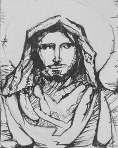 #Yeshua #adamamos #propheticartist Mo S, Artist, Amen, Artists