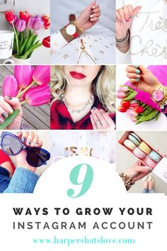 How To Grow Your Instagram - A Boot Camp