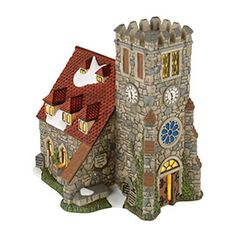 """Department 56: COLLECTING - """"Church of St. Alban"""" - New Introductions"""