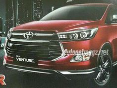 Toyota Innova Crysta Venturer Brochure Leaked Ahead Of Launch
