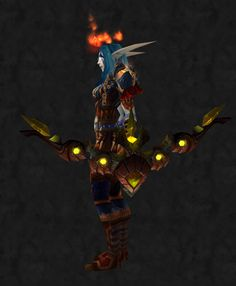 WoW Hunter Transmog Ideas Here are some of the best World of Warcraft weapons I could find online.