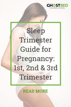 Sleep Trimester Guide for Pregnancy: & Trimester Pregnancy Health, First Pregnancy, Pregnancy Workout, Pregnancy Tips, Pregnant Sleep, Pregnant Diet, Second Trimester, All Family, Newborn Care