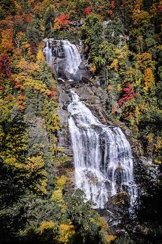 Take a look at these Whitewater Falls in NC by Penny Lisowski. Just click on the image for more info.