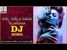 Telangana Private Folk Songs | Malle Poola Thotalona Telugu DJ Songs