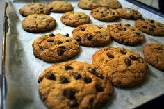 עוגיות שוקולד צ`יפס מ-ו-ש-ל-מ-ו-ת - בלוג מתוק - תפוז בלוגים