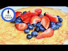 Leckere Pancakes, Frühstück zum Valentinstag! - YouTube