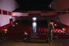 Venue #103 - Capitol Theatre, Livingstone, ZAMBIA in Southern - Photo by Amanda Wilkin