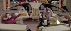 Star Trek : Quand on stabilise les scènes d'action spatiales…