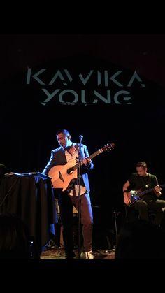 Justin Kawika Young live in San Francisco!