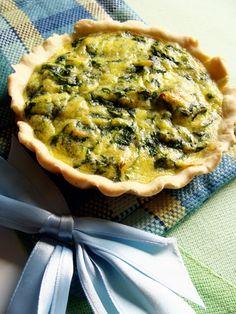 Crostatine salate alle verdure. #Ricette e idee creative in cucina su www.donna-in.com