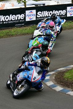 Olivers Mount hairpin 2017