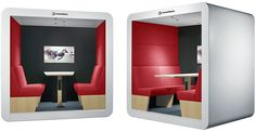 What is Smartblock? Smartblock is a mobile, modular piece of furniture that combines ergonomic comfort and great acoustics to create an immersive workspace experience. The Smartblock's innovative and minimalist aesthetic makes it easy for any company to customize it and tailor it to their brand, ...