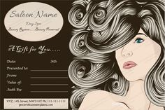 Free printable christmas gift cards gift template blog free get beautifully designed chaps saloon gift certificate template from our premium certificates collection yelopaper Image collections