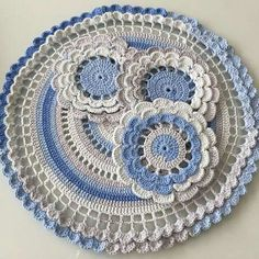 1 million+ Stunning Free Images to Use Anywhere Crochet Placemats, Crochet Doily Patterns, Crochet Motif, Crochet Doilies, Crochet Flowers, Crochet Kitchen, Crochet Home, Crochet Baby, Knit Crochet