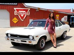 Frame Off Resto Matching Numbers 350 Power Steering 12 Bolt Power Disc Brakes Up for sale we have a beautiful 1969 Chevrolet Nova SS. Camaro Rs, Chevy Chevelle, Corvette, Trucks And Girls, Car Girls, General Motors, Ford Mustang 1969, Chevy Nova, Nova Car