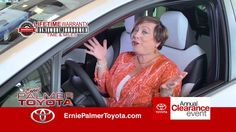 Jacksonville Toyota Clearance Event - Ernie Palmer Toyota