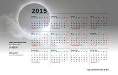 6 Desain Kalender 2015 Gratis Download Lengkap Hari Libur Nasional Cuti Bersama