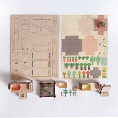 Design e giocattolo. Ma quando il design entra anche come dettaglio? E' il caso di MilkyWood, uno studio parigino, nato dalla mente creativa di Eva. Dopoun master presso…