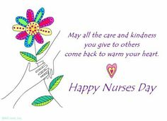 For all the nurses out there